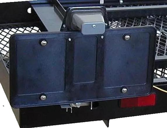 License Plate Relocator Kit
